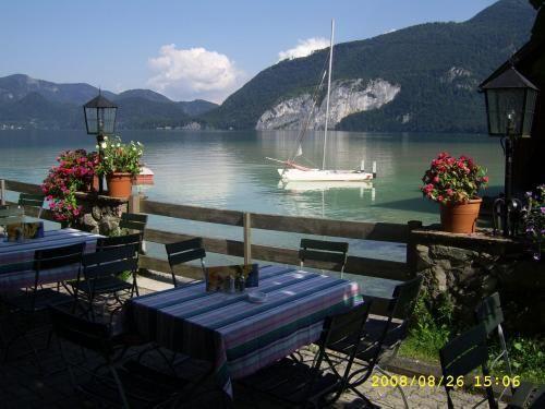 Booking.com: Vendégház Seegasthof Gamsjaga , Sankt Gilgen, Ausztria - 158 Vendégértékelések . Foglalja le szállását most!