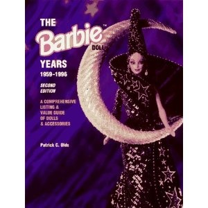 The Barbie Doll Years 1959-1996: A Comprehensive Listing & Value Guide of Dolls & Accessories (Paperback)  http://www.amazon.com/dp/0891457593/?tag=onlijour-20  0891457593