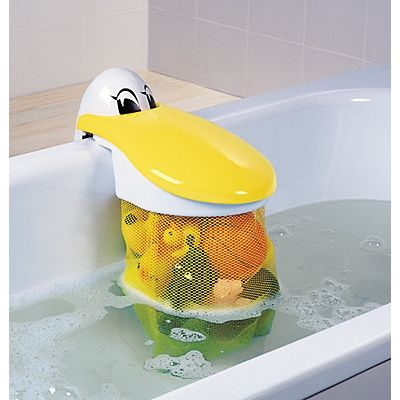 Pelican Bath Toy Storage Pouch                                                                                                                                                                                 More
