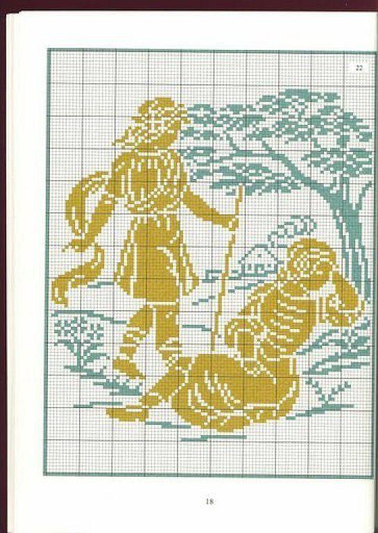 un solo color (pág. 41) | Aprender manualidades es facilisimo.com