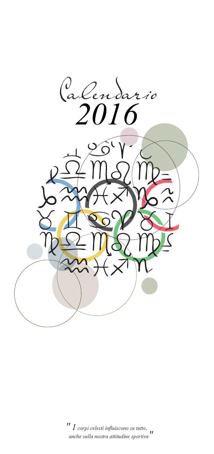N 92 - Progetto di ANDREOSSO MARTINA - LICEO ARTISTICO NANNI VALENTINI - MONZA  Calendario ACSG 2016 - Giochi Olimpici 2016  -Premio Giuseppe Musmeci -  Lavoro selezionato dalla Giuria