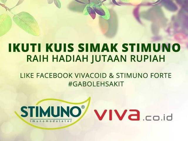 kuis stimuno berhadiah uang tunai dari viva
