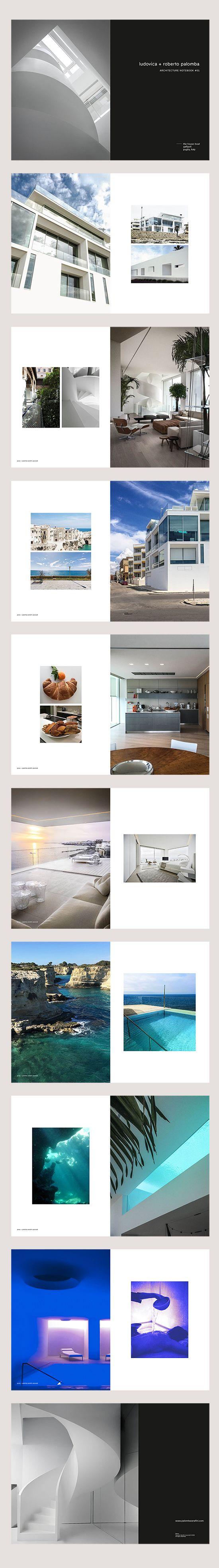 Architecture  #Notebook - Tho boat house - Gallipoli