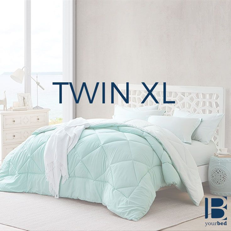 Hint Of Mint/Yucca Twin XL Comforter #Comforter #Bedding #Reversible #Luxury Part 84