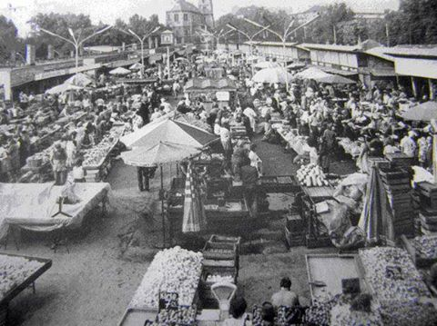 1951 Lehel piac