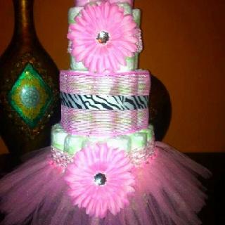 Pamper cake(: