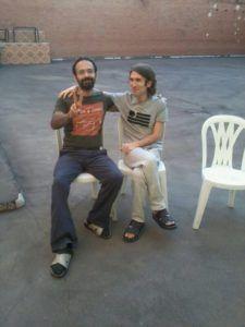 Ward 350 of Evin Prison in #iran  was closed. Exile and transfer of Arash Sadeghi and Sohail Arabi #saveArash #FreeArash #Call4Soheil  Iran where there is no regard for #humanrights