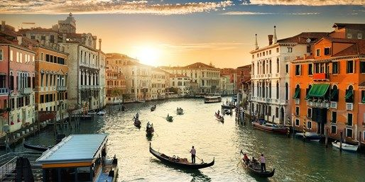 $714 – Rome & Venice 4-Night Experience w/1st-Class Train  ||  Experience Italy on a4-night Monograms tripto Rome and Venice, starting at $714 per person -- that's 25% off the normal price.This package lets you explore... https://www.travelzoo.com/vacations/italy/-714-Rome-Venice-4-Night-Experience-w-1st-Class-Train-2535443/?utm_campaign=crowdfire&utm_content=crowdfire&utm_medium=social&utm_source=pinterest