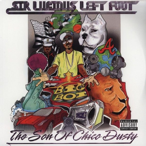 For Sale: Big Boi (of Outkast) - Sir Lucious Left Foot: The Son Of Chico Dusty 2xLP ‪#Vinyl ‪#‎Record‬ -- Only $21.99 Brand New! Unique white vinyl pressing. Features Gucci Mane, Khujo Goodie of Goodie Mob, T.I., Sleepy Brown & more! http://www.discogs.com/sell/item/217707630