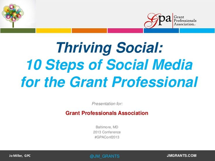 103 Best Grant Writing Images On Pinterest | Grant Writing