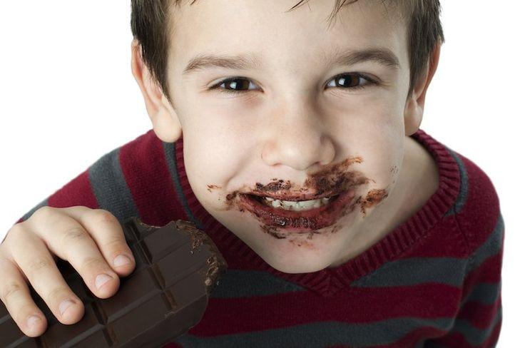 Σοκολάτα και παιδί: ένα παρεξηγημένο έδεσμα