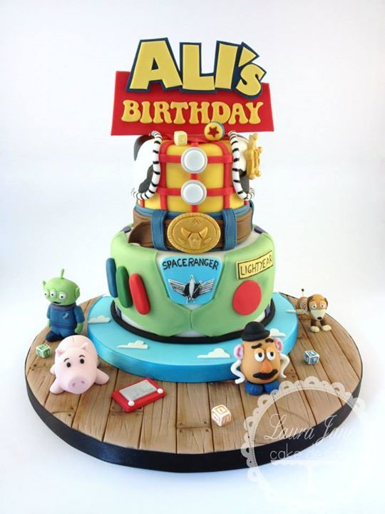 toy story cake 200 best images about pixar cakes on 8037
