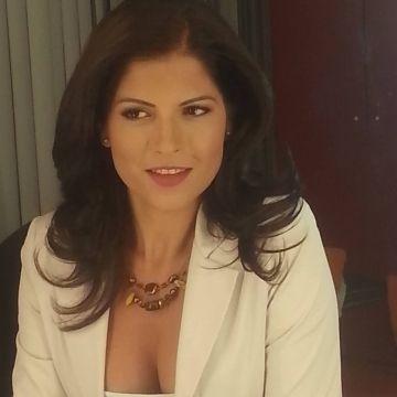 GEANINA LUNGU - prezentatoare TV Romania TV RTV - poze, foto, video