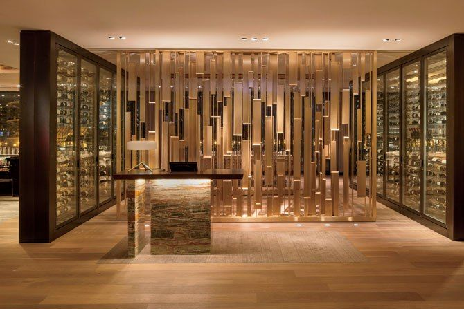 Rockwell Group - Travelle Restaurant at the Langham Chicago