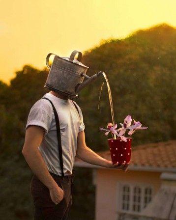 plan canicule : pensez à hydrater celles que vous aimez (photographie : Daniel Serva)