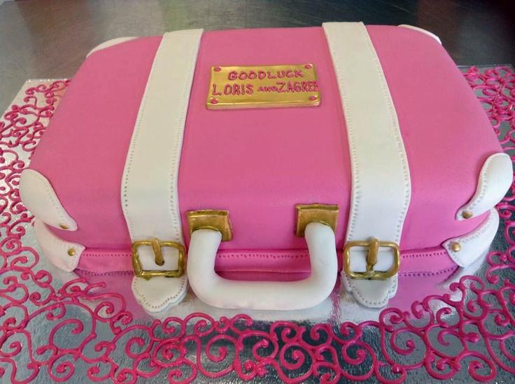 17 bästa bilder om Luggage Cakes på Pinterest | Kakor ...