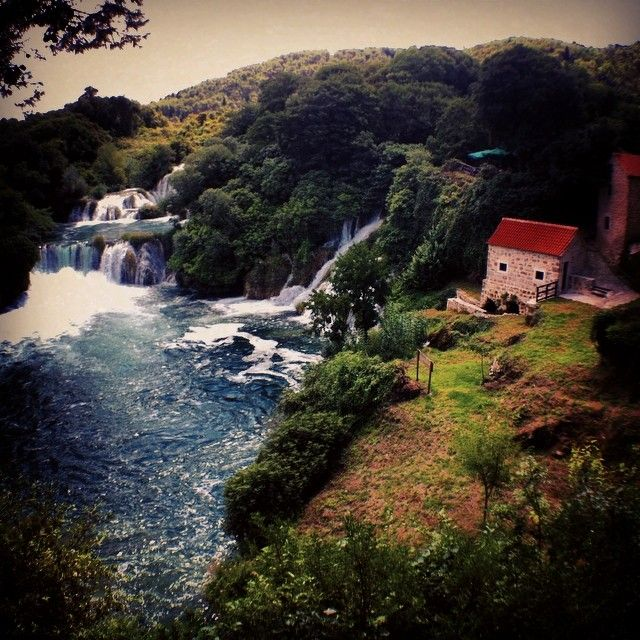 Krka - Croatia   https://instagram.com/tamasskafar/