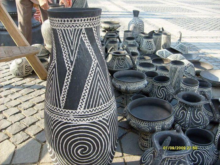 S6305895 - Ceramica de Vadastra ce reproduce ceramica neolitica