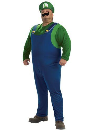 Best Mario Costumes & Luigi Costumes   Best Halloween Costumes & Decor
