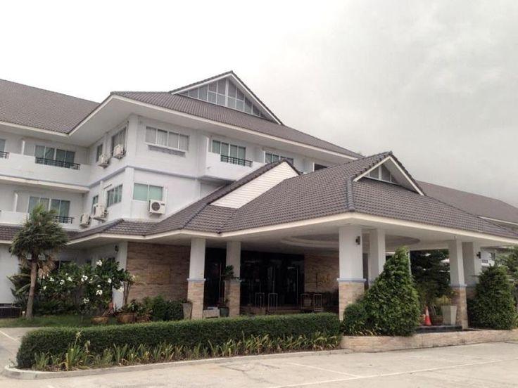 Thanintorn Greenpark Hotel Roi Et Thailand Aa