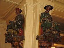 Les Deux Magots — Wikipédia
