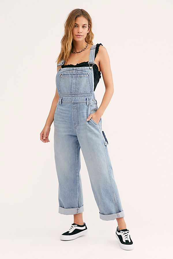Boyish Kenny Overall In 2020 Overalls Fashion Thrifted Outfits Overalls