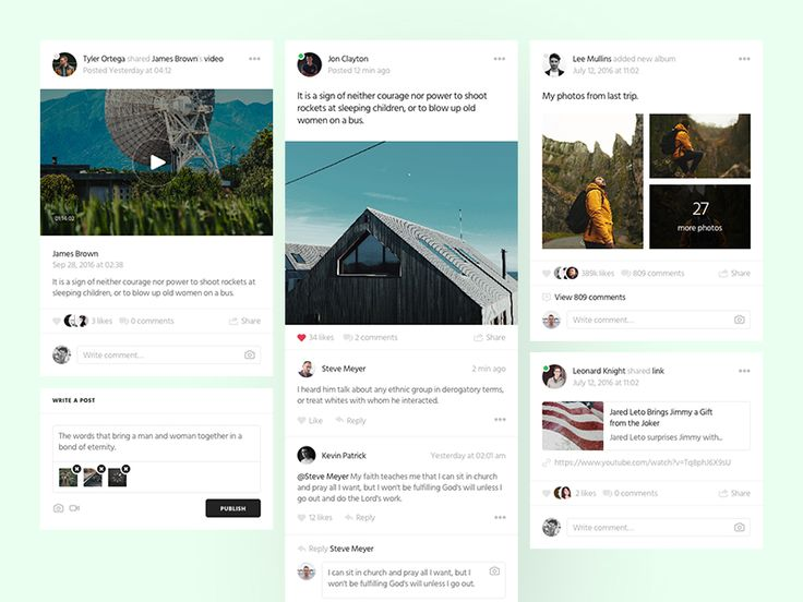 Ease UI Components is a stylish pack of strict yet modern UI components for web…