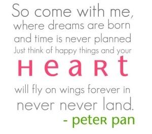 Peter Pan <3Disney Quotes, Inspiration, Peter O'Tool, Peterpan, Peter Pan Quotes, Things,  Slipstick, Living, Disney Movie