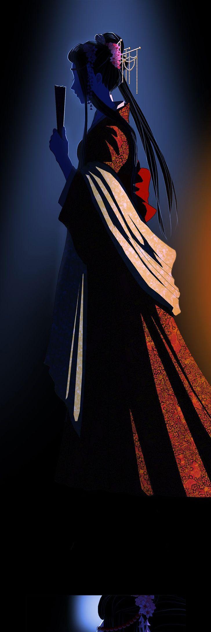 Манга Мой дорогой хладнокровный король | My Dear Cold-Blooded King