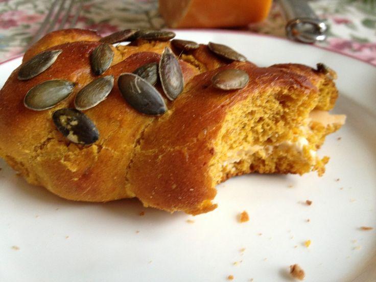 Pompoenbroodjes van Mama Susanna