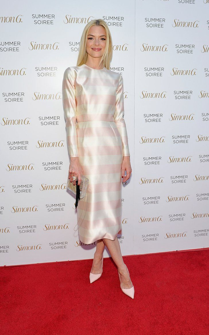Pin for Later: When in Maui, Emma Roberts Does as the Hawaiians Do Jaime King Jaime King at the Simon G Soiree.