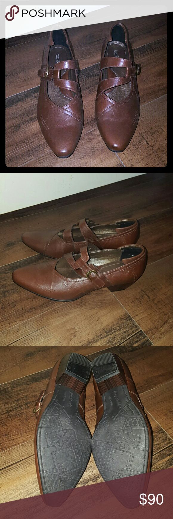 New Josef Seibel shoes Brown size 38 Josef Seibel dress shoes. Never worn. Nwob. I found this shoe to be so comfortable that I bought it in black and brown but only ever reach for the black so it's time for someone else's feet to enjoy these lovely shoes. Josef Seibel Shoes