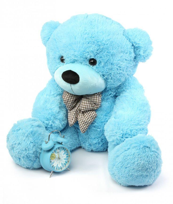 23 best teddy bear gifts images on pinterest teddy bears giant teddy happy cuddles soft and huggable sky blue teddy bear 38in 6999 thecheapjerseys Choice Image