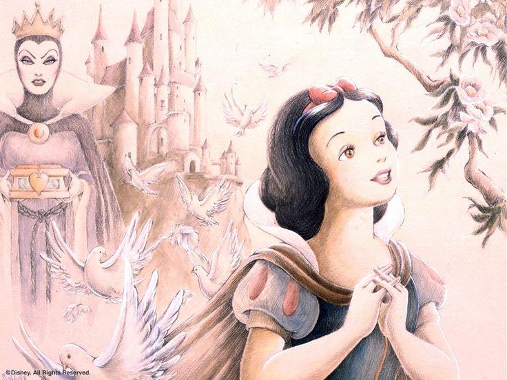 Snow White Wallpaper - disney-princess Wallpaper