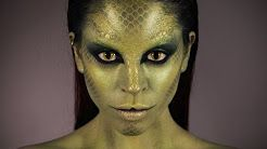 poisoned by snake makeup - YouTube
