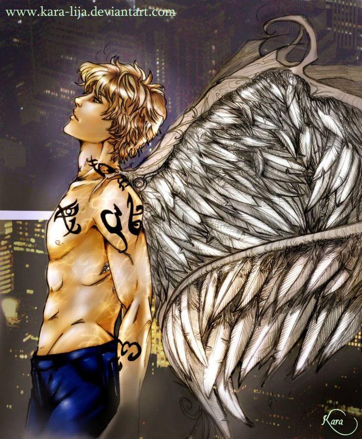 the mortal instruments  | Like An Angel - The Mortal Instruments Series Fanatics Fan Art ...