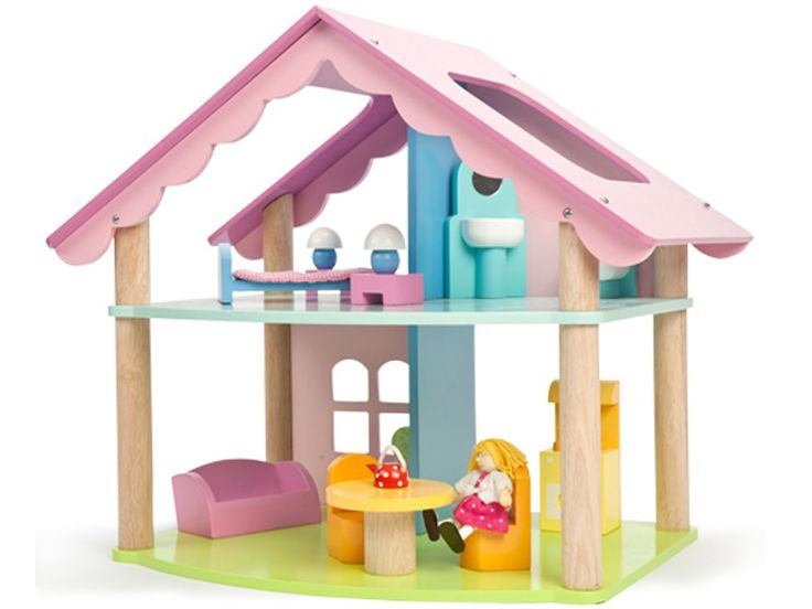 Le Toy Van Puppenhaus Mia Casa
