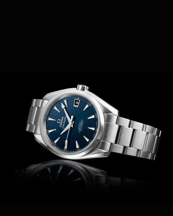 OMEGA Seamaster Aqua Terra Mid Size Chronometer - Steel on steel - 231.10.39.21.03.001