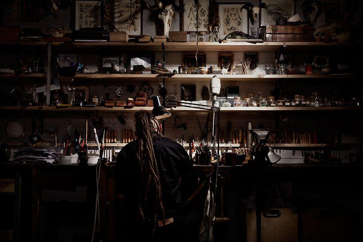 atelier bijoutier d'art | maDe in france | Pinterest ...