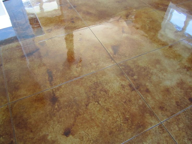 29 best polished concrete floors images on pinterest for Concrete flooring service