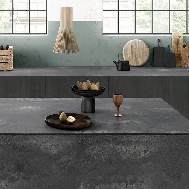 Interior design guru Claire Zinnecker talks about the newest trends and her favorite Caesarstone color: Rugged Concrete! See how she envisions the newest colors in the kitchen and beyond.