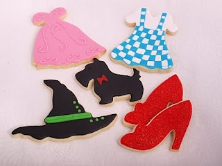 Heather's Cookie Creations | Cutout Cookies for Every Occasion: Click your heels three times...