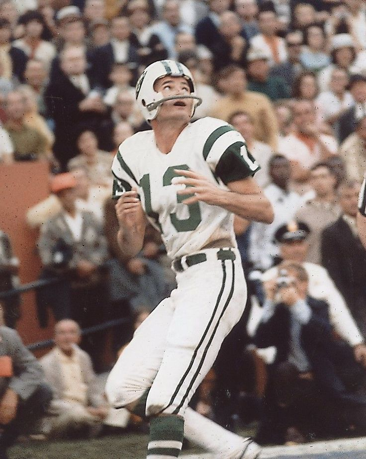 Don Maynard New York Giants 1958, New York Titans 1960-62, New York Jets 1963-72…