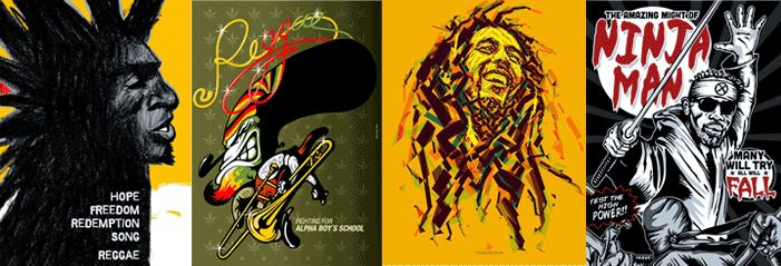 Jamaican bred and globally embraced, Reggae not only resonates with music lovers, but visual artists around the world. Reviewing over 2,000 submissions from more than 90 countries, International Reggae Poster Contest (IRPC) has curated the finest poster art inspired by the genre. Live Unchained is partnering with the Embassy of Jamaica to bring the World-A-Reggae exhibition and silent auction of International Reggae Poster Contest, 2013 top posters to Washington, D.C. All proceeds from the…
