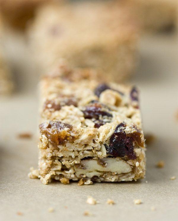 Cherry Pecan Granola Bars | Recipe | Bar, British and Cherries
