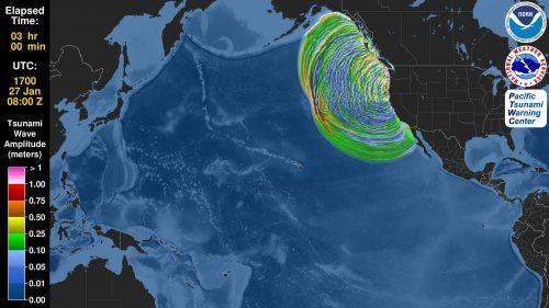 Las 5 zonas con mayor riesgo de tsunami - Noticias de El tiempo