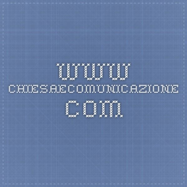 Archivos vaticanos digitalizados www.chiesaecomunicazione.com