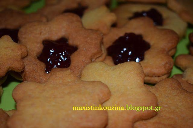 Μάχη στην κουζίνα: Mπισκότα Καρύδας με Μαρμελάδα ή Σοκολάτα
