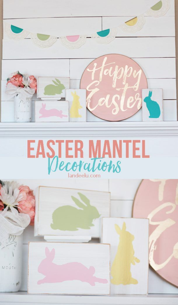 Repurposing and recycling some things to create some fun Easter crafts for a pre...