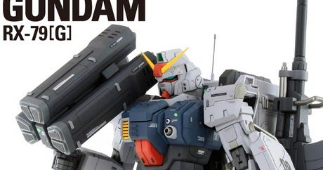 It was really nice to see the work of MG RX-79[G] Gundam Ground Type by takechako that appeared on modelers-g lately. It was a remodele...